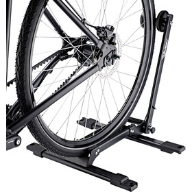 Red Cycling Products Storage Stand Bike Stand, black